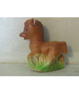 Made in Taiwan Rubber Horse Squeaker - $3.50