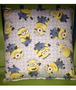 Minion Pillow Gromit Handmade Toddler Daycare Bed Throw Pillow Despicabl... - $8.99