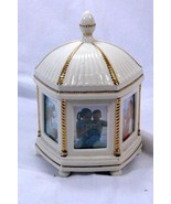 Lenox Gallery Photo Box 6 Photo Bone China - $18.89
