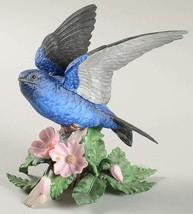 The Lenox Garten Vogel Sammlung Lila Martin (Feines Porzellan 1994) - $44.39