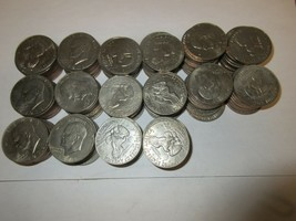 Eisenhower Dollar , 1978 ,  Uncirculated (From Original Bank Bag ) , Lot... - £178.44 GBP