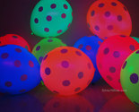 Neon uv blacklight polka dot balloons3 thumb155 crop