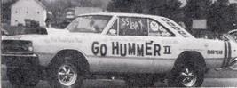 * Rev. '68 Hemi Dart S/S w/FC 'Go Hummer II' Super Stock Decal - $29.00