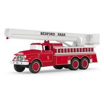 1959 GMC Fire Engine 2016 Hallmark Ornament #14 In Fire Brigade BEDFORD ... - $34.15