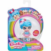 Kindi Kids Minis Jessicake Posable Bobblehead Figure Doll With Glittery Eyes