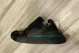 Adidas Futurepacer size 10.5 Core Black Carbon Green B37266 ultra boost - $99.00