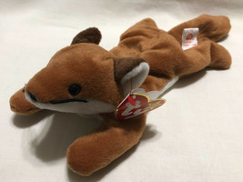 TY BEANIE BABY SLY BIRTH DATE 9/12/1996, P.V.C. STYLE 4115 - NEW OLD STOCK - $9.99