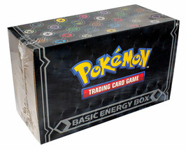 Pokemon TCG Basic Energy Box 450 Energy Cards + 1 Code Card - $17.99