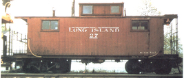 Funaro & Camerlengo HO Long Island LIRR N52A caboose rebuilt Kit 502 image 2