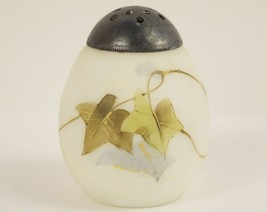 Antique Mt Mount Washington Egg Shaped Shaker With Vine Pattern - $35.95