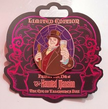 Disney Pin, WDW - Friday the 13th at the Haunted Mansion - Reginald LE #68261 - $24.73