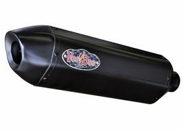 VooDoo VPEEX300L3B Performance Slip-On Exhaust Black Fits Kawasaki Ninja 300 EX - $310.39