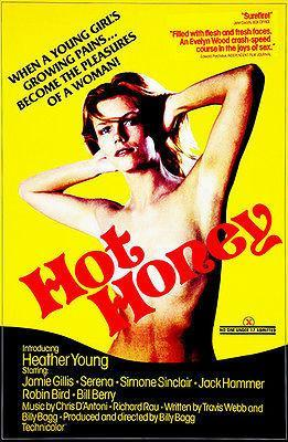 Primary image for Hot Honey - 1978 - Movie Poster