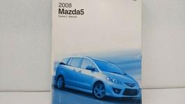 2008 Mazda 5 Owners Manual 73135 - $96.50