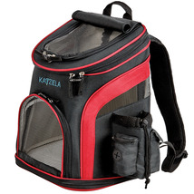 Katziela Pet Carrier Backpack - for Small Dogs and Cats - Water Bottle, ... - $69.99