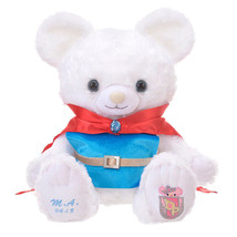 Disney Store Japan Snow white Unibeasity stuffed animal Vecken Insert name  - $64.35