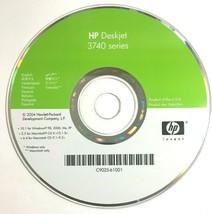 HP DeskJet 3740 Series Inkjet Printer CD Driver installation Win 98/ME/X... - $5.00