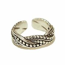 Simple Tail Ring Opening Ring Accessories Retro Fashion Ring Silver Ring