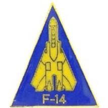 US Navy F-14 Tomcat Logo Pin - $7.91