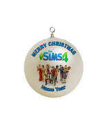 Personalized  The Sims Game Christmas Ornament #1 - $16.95