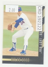 1993 Upper Deck The Express' Last Run NOLAN RYAN Texas Rangers SP3 192122 - $1.48