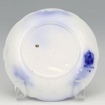 Flow Blue Duchess Cereal Bowls c1900 Grindley England Set of 3 image 2