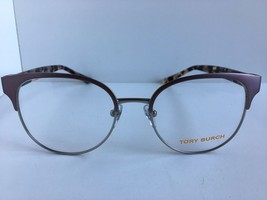 New TORY BURCH TY 1054 TY1054 3230 50mm Round Women's Eyeglasses Frame - $129.99