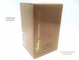 AVON *Today* tomorrow always for Women EDP Spray 1.7 oz New in Sealed Box - $22.76
