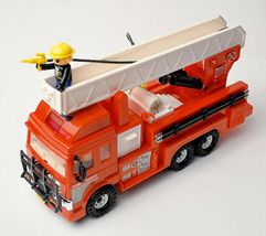 Daesung Toys Melody King Super Fire Engine Truck Car Vehicle Figure Toy image 5