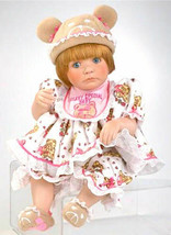 "Marie Osmond 2002 ""Beary Special Baby Girl"" 12-INCH Toddler Porcelain Doll - $58.20"