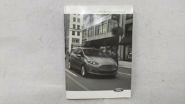 2014 Ford Fiesta Owners Manual 52925 - $74.40