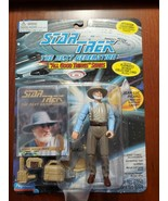 """STAR TREK """"All Good Things"""" Captain JEAN LUC PICARD Playmates Action Figure - $14.80"""
