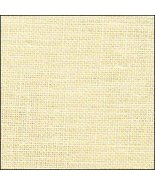FABRIC CUT 36ct cream linen 9x9 Peat Pot Series from With Thy Needle  - $8.00