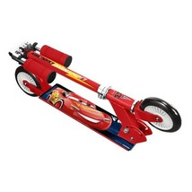 Cars Folding Inline Scooter - $64.29