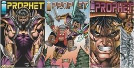 Prophet #1 #2 #3 set Image Comics NM- Uncirculated store stock 1993 Youn... - $4.94