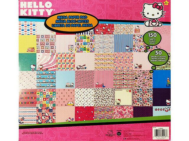 Sandy Lion Hello Kitty Paper Pad #SC9600