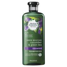 Herbal Essences Biorenew Cucumber & Green Tea Sheer Moisture Shampoo, 13.5 FL OZ - $15.83