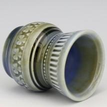 Vintage WADE Irish Porcelain Shamrock Toothpick Holder image 2
