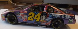 1999 Action 1:24 Diecast NASCAR Jeff Gordon DuPont Superman Monte Carlo #24 - $22.30