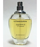 AMARIGE D'Amour Givenchy EDT 1.7oz **NEW. UNBOXED.80% FULL.LOST CAP** - $44.55