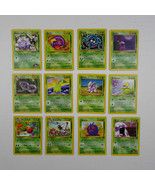 Lot Pokemon Trading Cards Nintendo First Edition Base 1999 Butterfree Ta... - $27.66