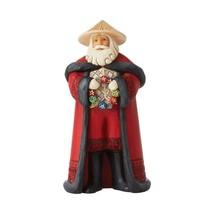 "Filipino Santa from Jim Shore Around the World Collection 7"" High Christmas"
