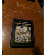 Missile Command (Atari 2600) - $2.72