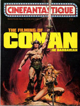 Cinefantastique v12 #2,3, April 1982, Conan double issue - $12.00