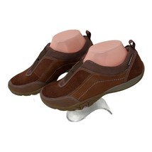 Merrell Womens 7M Mimosa Cheer Slip On Sneakers Cinnamon Low Top Shoes J... - $28.49