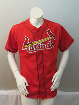 St. Louis Cardinals Jersey - Diamond Collection by Majestic - Men's Medium - $75.00