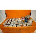 Collection  of  31 Beer Cans – Various Brands and Sizes –  - $39.59