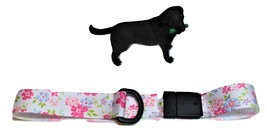 Ribbon Safety collar for dog, Breakaway, Quick Release,Tag collar - $3.00