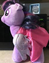 My Little Pony Twilight Sparkle with dress 14 inch Build a Bear 2013 W/C... - $37.39