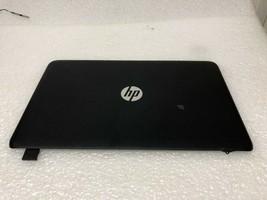 HP 15-P 15.6 LCD Back Cover Black lid 766724-001 EAY1400808A missing par... - $17.82